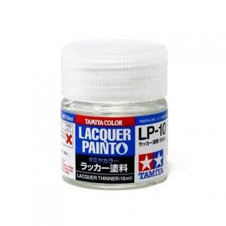 Tamiya riedidlo LP-10 Lacquer Thinner 10ml