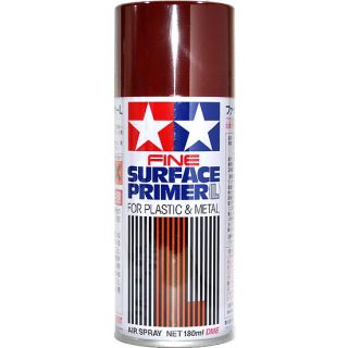 Tamiya Surfacer Oxide Red - jemný 180ml