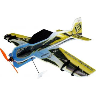 RC Factory Crack Yak Lite Blue/yellow