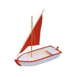 JOLLY stavebnice plachetnice pre začiatočníkov