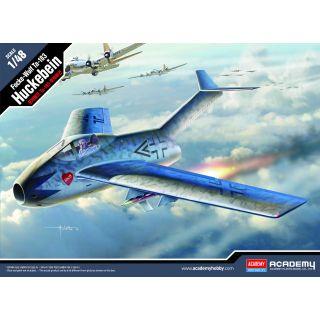Model Kit letadlo 12327 - Focke-Wulf Ta-183 ?Huckebein? (1:48)