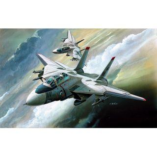 Model Kit letadlo 12608 - F-14 (1:144)