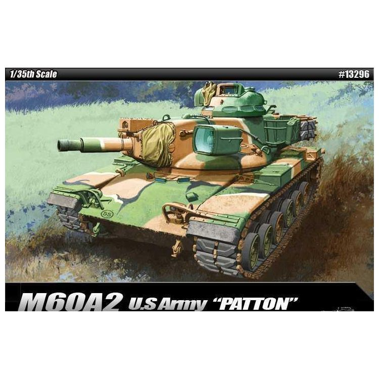 Model Kit tank 13296 - US ARMY M60A2 (1:35)