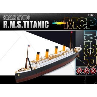 Model Kit loď 14217 - RMS TITANIC MCP (1:1000)