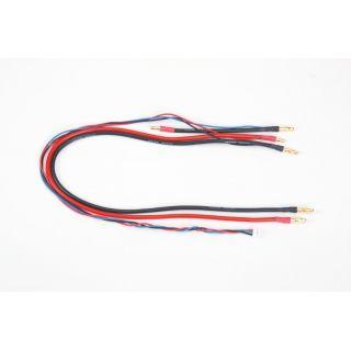 Nabíjecí kabel G4 s balančním konektorem pro sadle packs hardcase