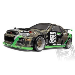 Micro RS4 Drift RTR Nissan Skyline GT-R - Fail Crew