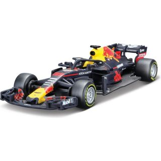 Bburago Red Bull Racing RB14 1:43 NO33 Verstappen