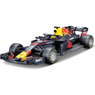 Bburago Red Bull Racing RB14 1:43 NO3 Ricciardo