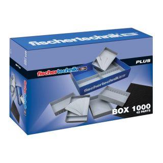 fischertechnik Plus Box 1000