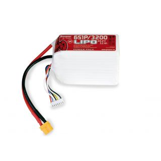 Power Pack LiPo 6/3200 22,2 V 30C XT606198