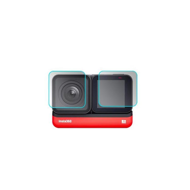Insta360 ONE R - 4K Lens Protector & Screen Protector