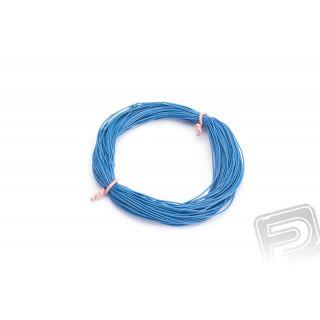 Kabel PVC 0.055mm2 10m (modrý)