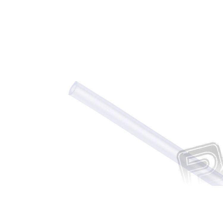 Bowden transparentní 920/915mm, vn. 2,0mm a venk. 3,7mm, 1 sada