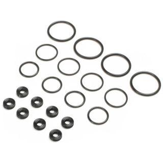 TLR sada těsnění, kroužky-X, G3 V2 (4 tlumiče)