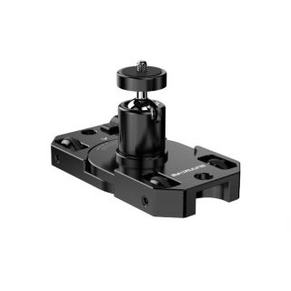 CNC Camera Dolly for DJI Osmo series a GoPro