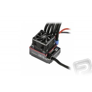 XERUN XR10 PRO G2 160A Elite - šedý - regulátor
