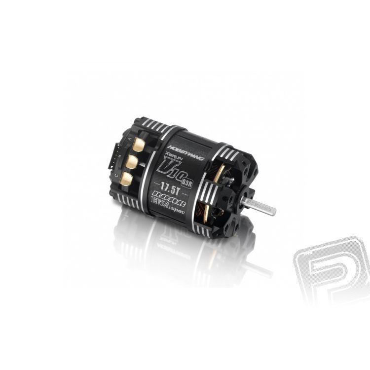XERUN V10 17,5T závitů - G3R - černý