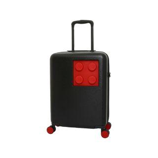 """LEGO Luggage Cestovní kufr Urban 20"""" - černý/červený"""