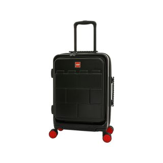 """LEGO Luggage Cestovní kufr Fasttrack 20"""" - černý"""