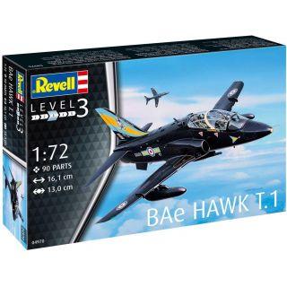 Plastic ModelKit letadlo 04970 - BAe Hawk T.1 (1:72)