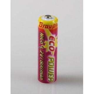 GRAUPNER - Mignon AA článok ECO-Power 1,2V / 800mAh, cena za kus !!!