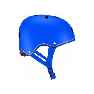 Globber - Dětská přilba Junior Primo Lights Navy Blue XS/S