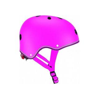 Globber - Dětská přilba Junior Primo Lights Deep Pink XS/S