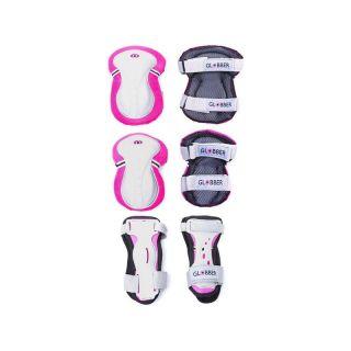 Globber - Chrániče Junior XXS Pink