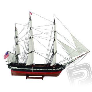 USS Constitution 1:100