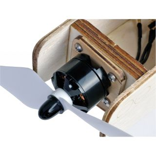 Motorové lože s upevň. materiálem
