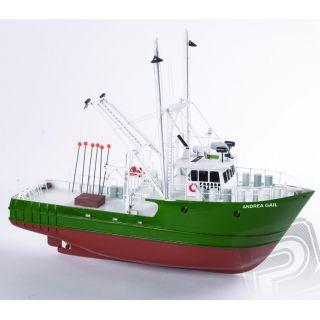 Andrea Gail rybářská loď 1:60