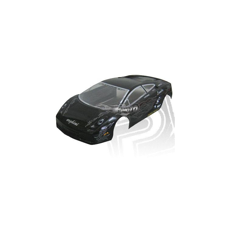 Karosérie lakovaná Himoto 1:10 Lamborghini (Černá)