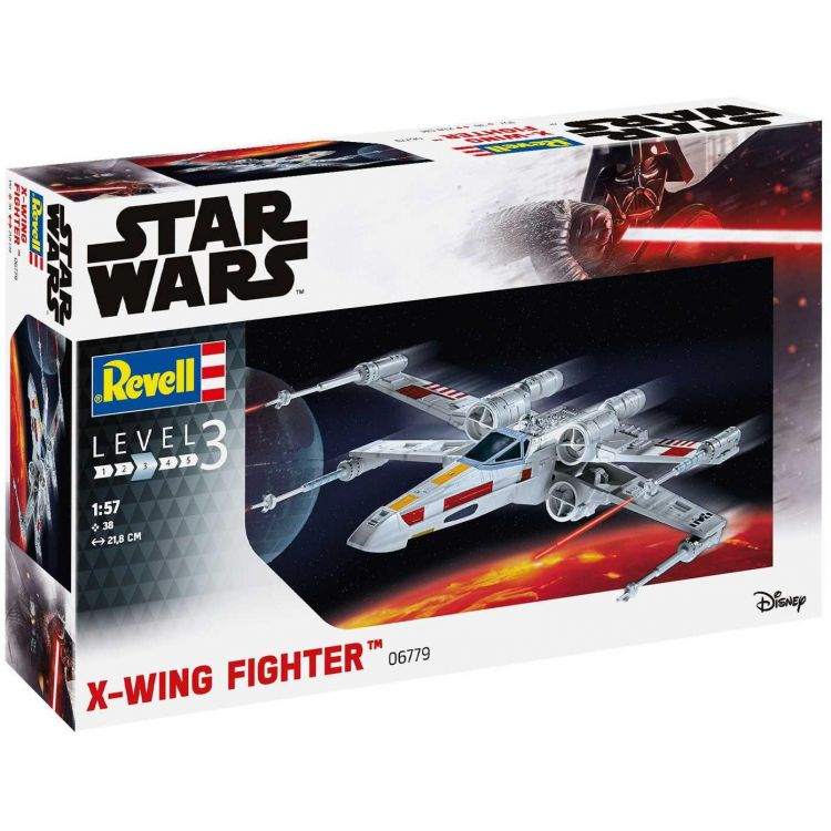 Plastic ModelKit SW 06779 - X-wing Fighter (1:57)
