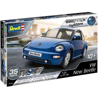 EasyClick ModelSet auto 67643 -  VW New Beetle (1:24)