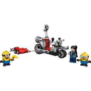 LEGO Minions - Divoká honička na motorce