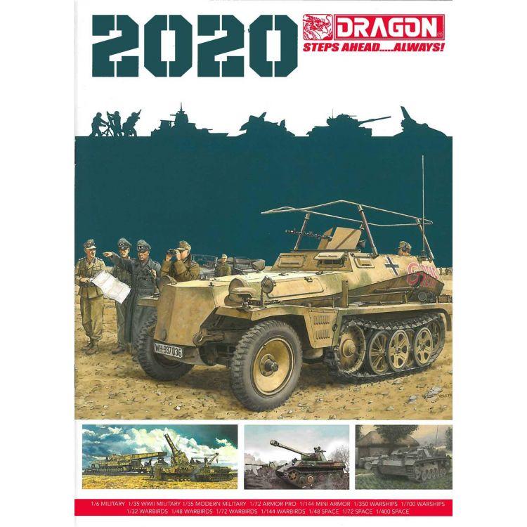 DRAGON katalog 2020