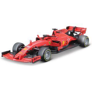 Bburago Ferrari SF90 1:43 NO16 Leclerc