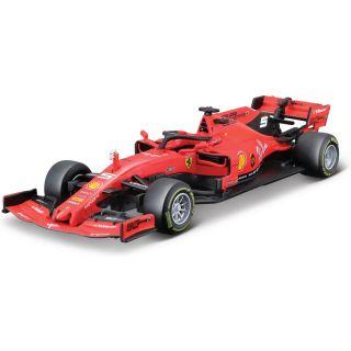 Bburago Ferrari SF90 1:43 NO5 Vettel