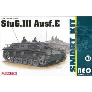 Model Kit military 6818 - StuG.III Ausf.E (Neo Smart Kit) (1:35)