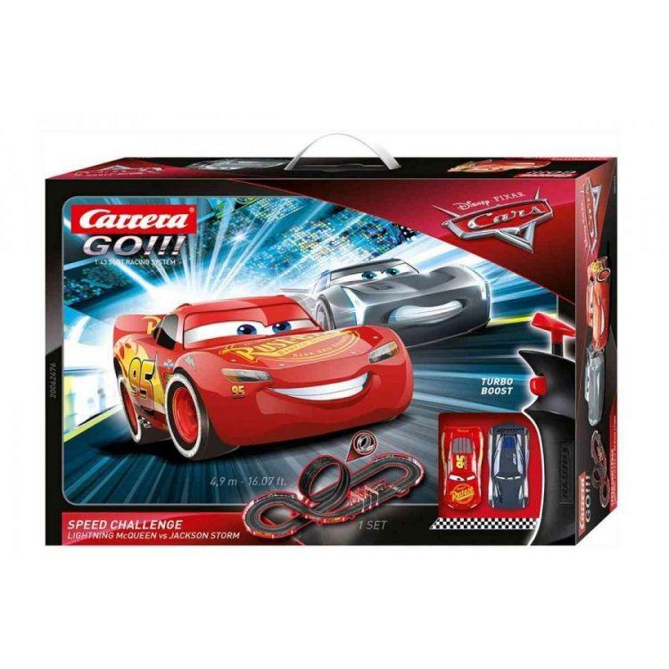 Autodráha Carrera GO 62476 Cars - Speed Challenge