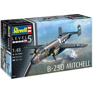 Plastic ModelKit letadlo 04977 - B-25D Mitchell (1:48)