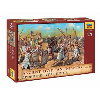Wargames (AoB) figurky 8051 - Egyptian Infantry (1:72)