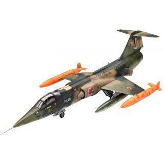 ModelSet letadlo 63879 - F-104 G Starfighter NL/B (1:72)