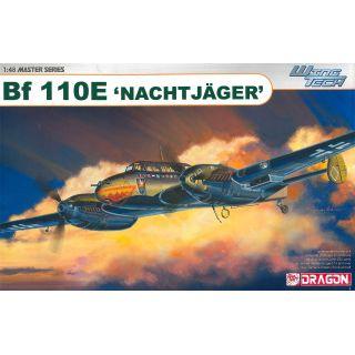 Model Kit letadlo 5566 - Bf110E Nachtjager (1:48)