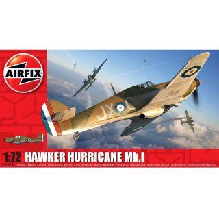 Classic Kit letadlo A01010A - Hawker Hurricane Mk.I  (1:72)
