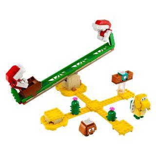 LEGO Leaf 2020 - Závodiště s piraněmi - rozšířující set