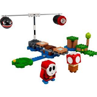 LEGO Leaf 2020 - Palba Boomer Billa – rozšiřující set