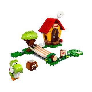 LEGO Leaf 2020 - Mariův dům a Yoshi – rozšiřující set