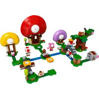 LEGO Leaf 2020 - Toadův lov pokladů – rozšiřující set
