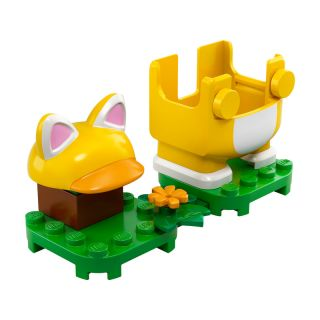 LEGO Leaf 2020 - Kocour Mario – obleček